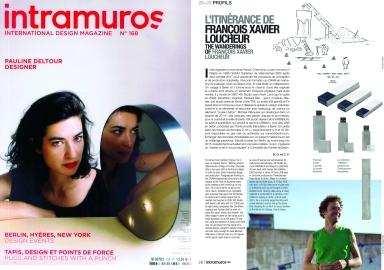 Intramuros - Profil FX Loucheur